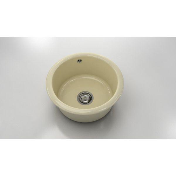 Кухненска мивка FAT 206, полимермрамор