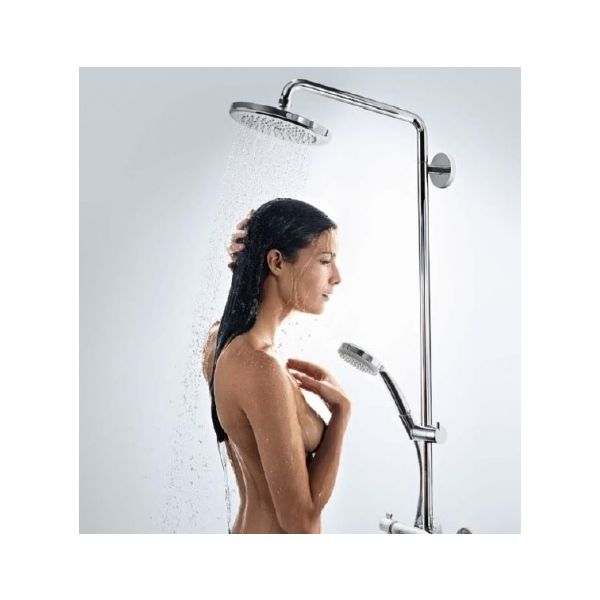 HANSGROHE Raindance Select Showerpipe 300mm