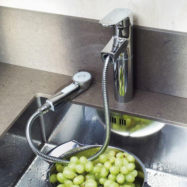 GROHE Europlus кухненски смесител