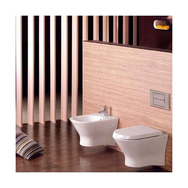 ROCA Nexo конзолна тоалетна чиния