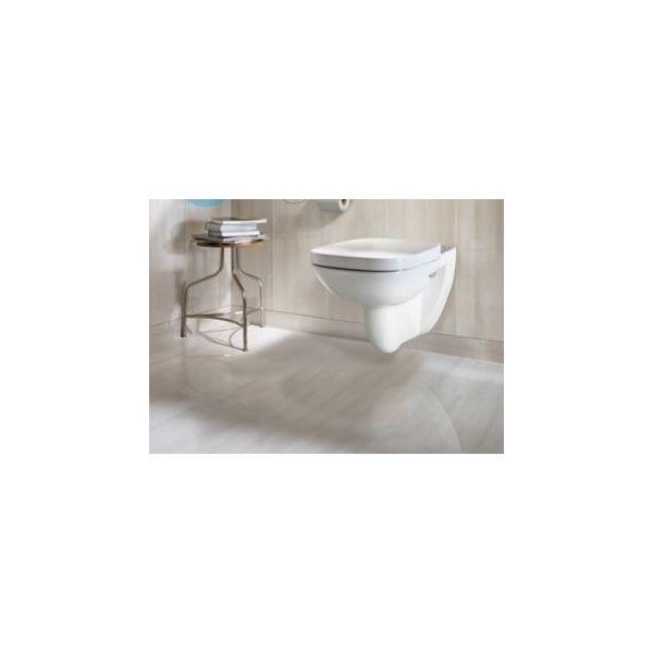 ROCA Debba конзолна тоалетна чиния, седалка и капак