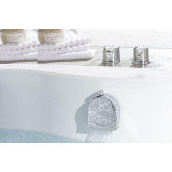 Hansgrohe  Exafill S пълнител за вана със сифон и преливник