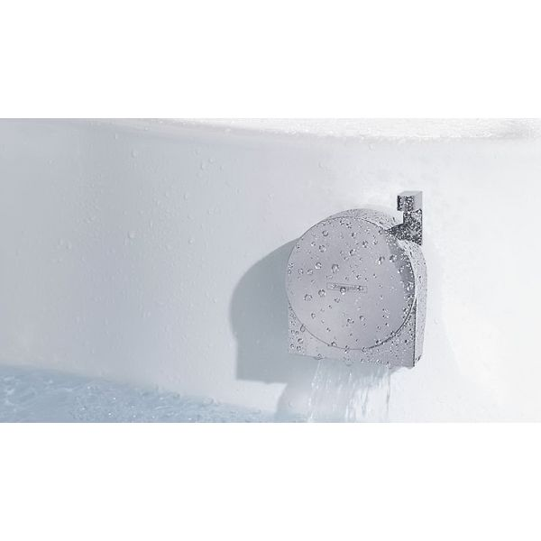 Hansgrohe  Exafill пълнител за вана със сифон и преливник