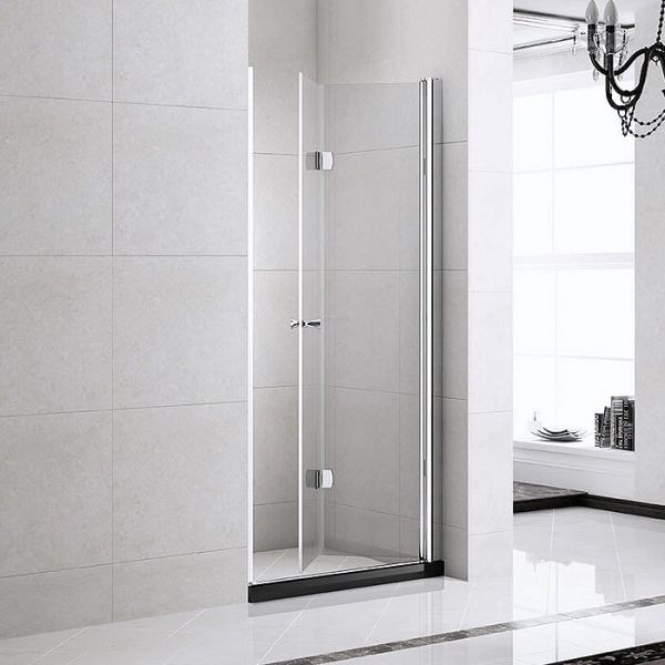 Параван за баня сгъваем 6062, 6мм, 80/190см