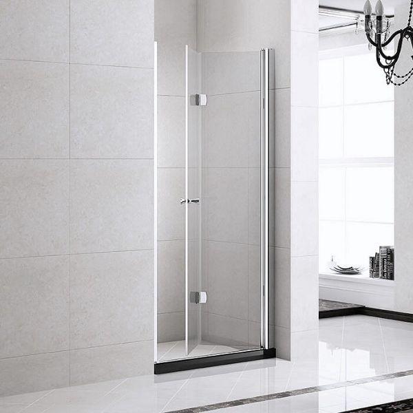 Параван за баня сгъваем 6062, 6мм, 90/190см