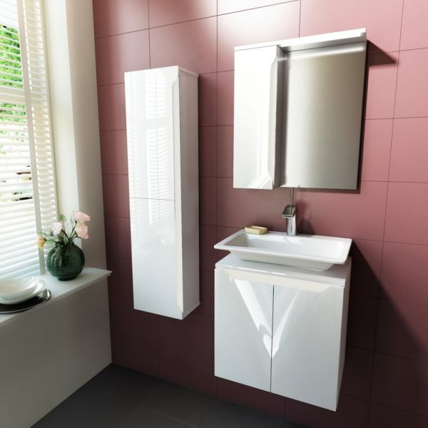 Комплект мебели за баня Carre 50