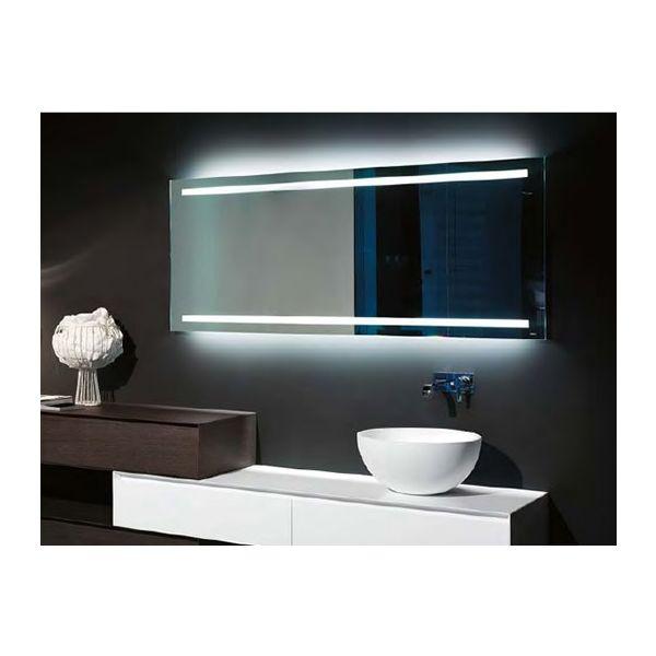 огледало с LED осветление-2, 700 х 1200мм