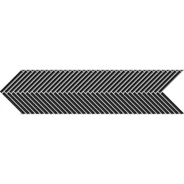 Фриз мозайка A-MGL04-XX-022 , 6,5х28,6см, лв/бр