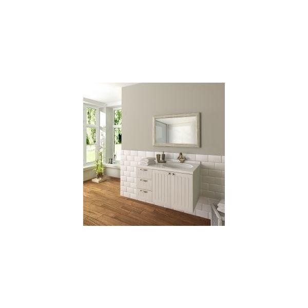 Долен шкаф за баня Rustik, 90см