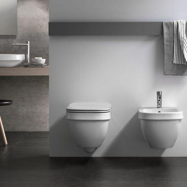 Конзолна тоалетна чиния HATRIA Abito , 56см
