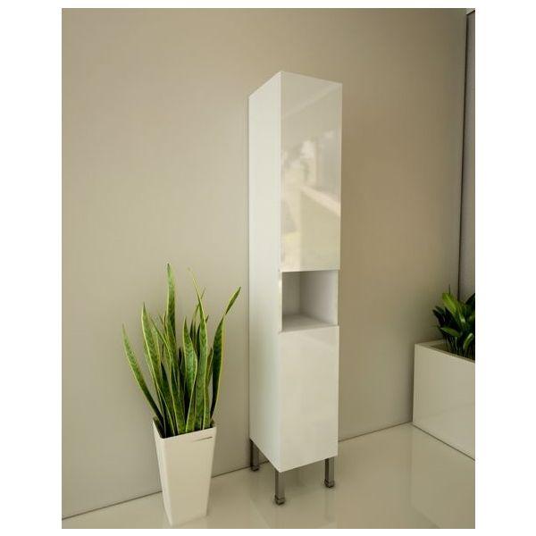 Мебел за Баня ALBA шкаф колона