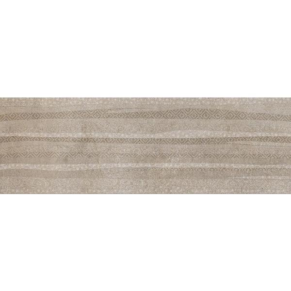 Плочки за баня Алба тауп релеф, 20х60см, лв/м2