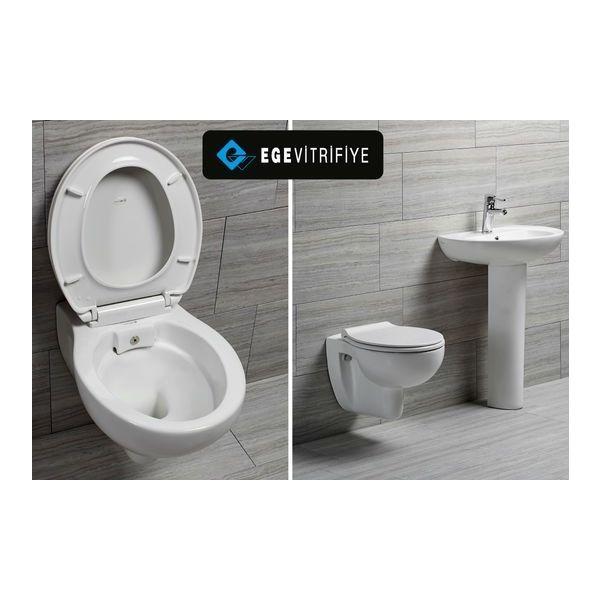 EGE Vitrifiye, ALIA конзлна тоалетна чиния