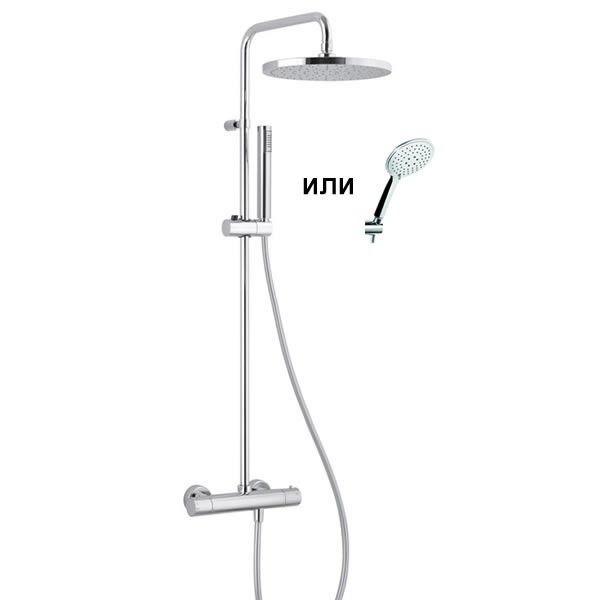 ALPI Design, термостатна душ колона