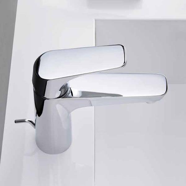 Alpi Sport Plus стоящ смесител за мивка с изпразнител