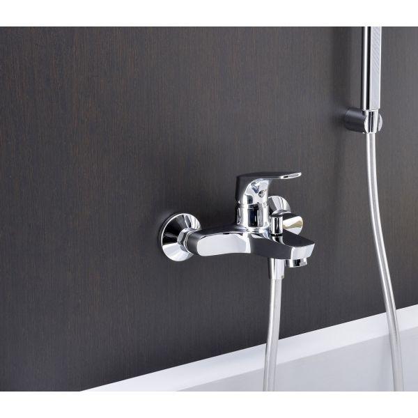 Alpi Sport Plus стенен смесител за вана/душ