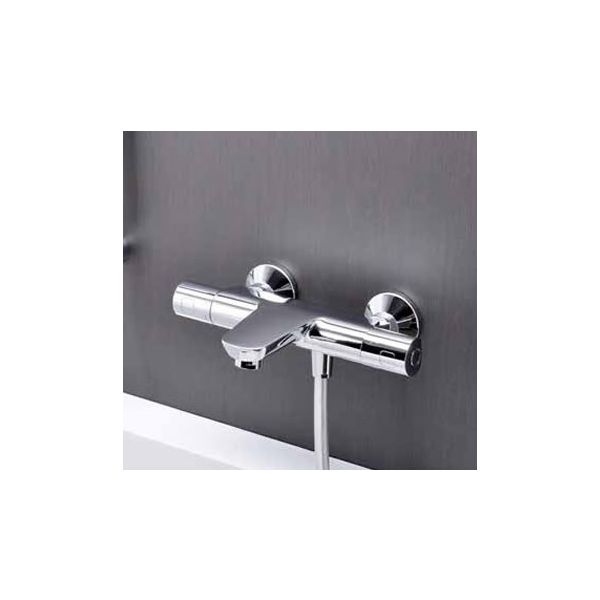 Alpi Sport Plus стенен термостатен смесител за вана/душ