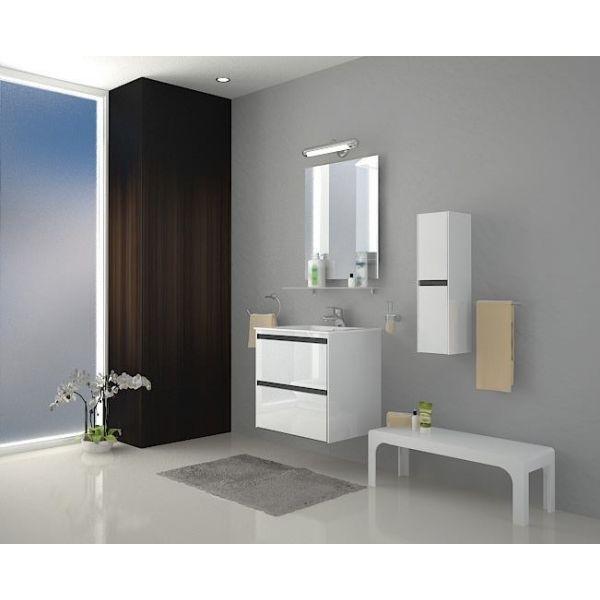 Мебел за Баня BERANJENA долен шкаф, 65см