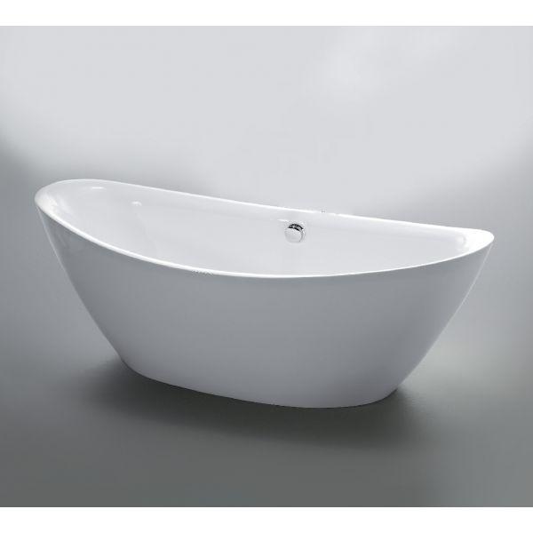 Свободностояща вана WELLIS AREZZO, 180см, бяла