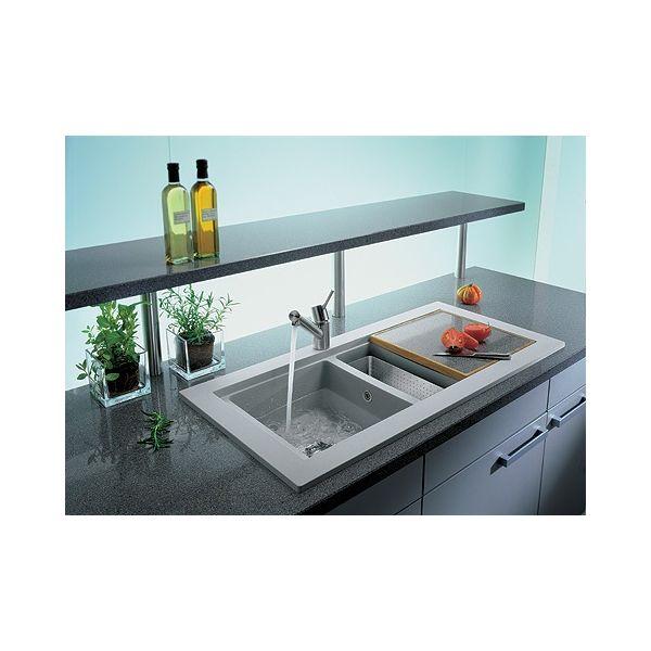 Кухненска мивка Aura 60 B-TG