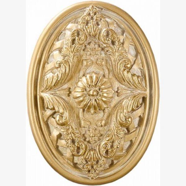 Декоративен елемент Азахара Инсерто оро, 10х15см, лв/бр