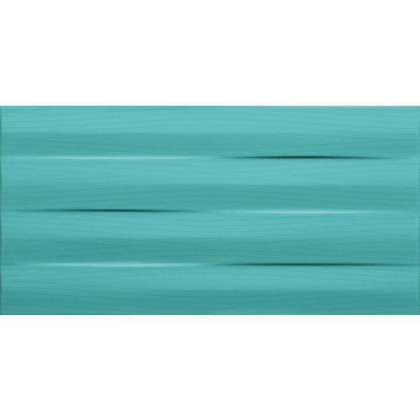 Плочки за баня Максима Азур релеф, 22,3х44,8см, лв/м2