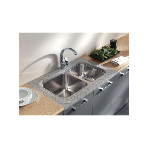 Кухненска мивка BE-785 2C