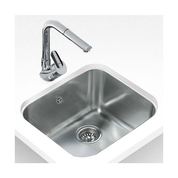 Кухненска мивка BE 40.40 (25)