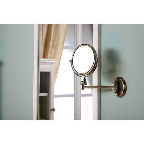 Козметично огледало BEMETA, бронз