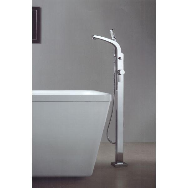 BERGSEE Релакс смесител вана/душ, стоящ