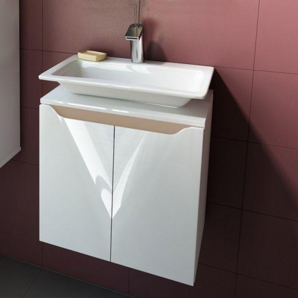 Долен шкаф за баня Carre 50