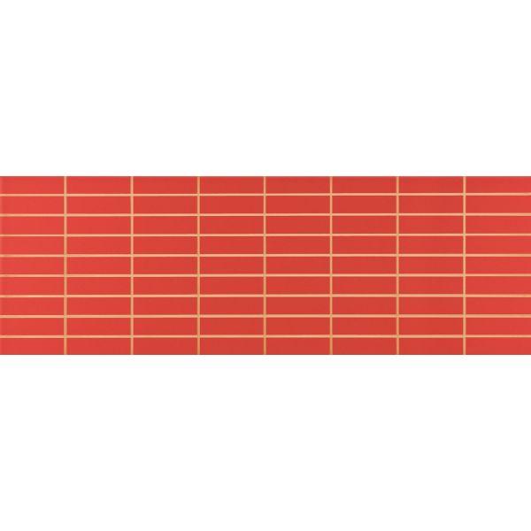 Плочки за баня Куул мозайка ред, 25х73см, лв/м2