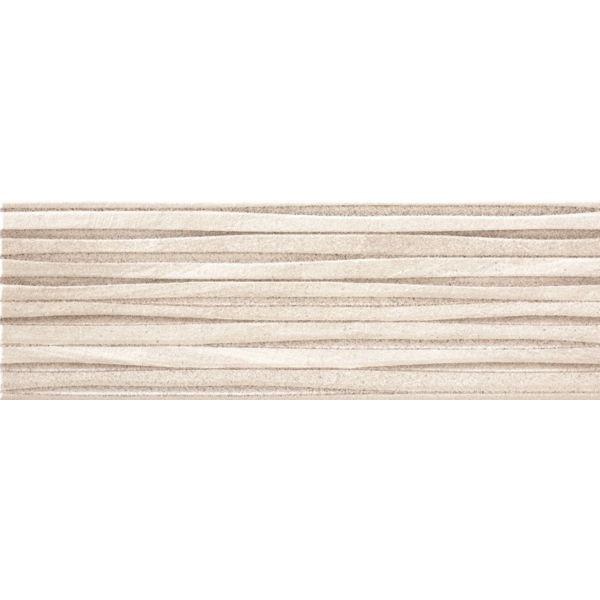 Плочки за баня Бърлингтан крема релеф, 20х60см, лв/м2
