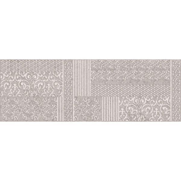 Декор за баня Орион перла, 25х73см, лв/бр