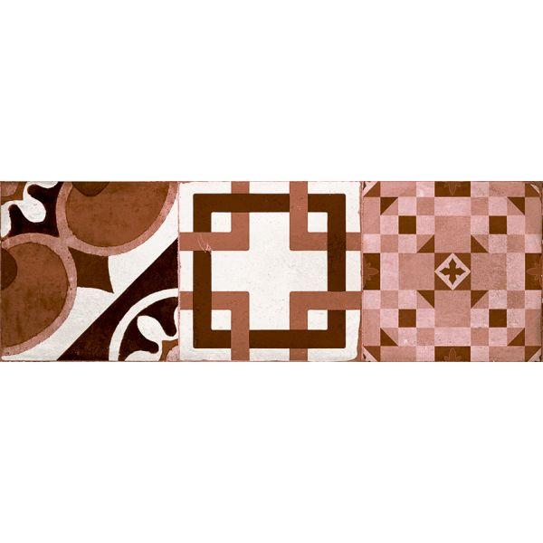 Декор за баня Хидра ройо, 20х60см, лв/м2