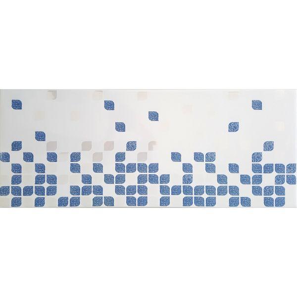 Декор за баня Франсе блу, 20х50см, лв/бр