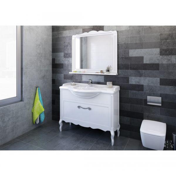 Комплект мебели за баня Диана 114, масив