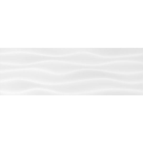 Плочки за баня Динамик бланко ондас, 20х60см, лв/м2