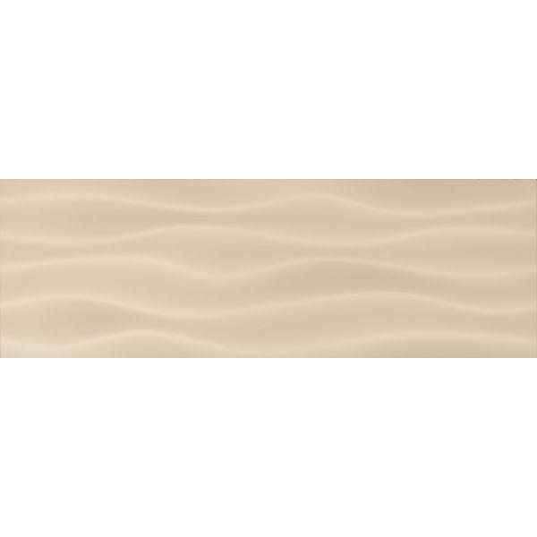Плочки за баня Динамик беж ондас, 20х60см, лв/м2