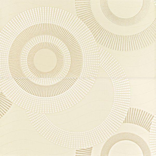 Декор Хелиум раунд, к-т 2 ч-ти, 59,8х59,8см, лв/бр