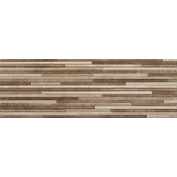 Плочки за баня Динамик 2 декор беж, 20х60см, лв/м2
