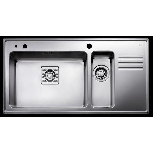 Кухненска мивка Frame 1 1/2C 1/2E Plus