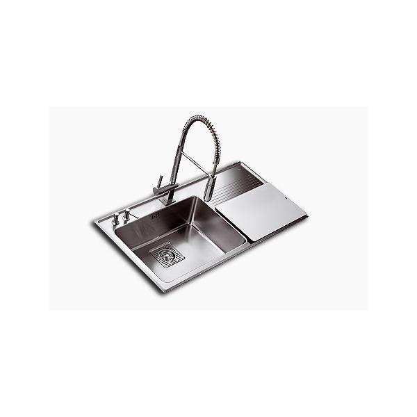 Кухненска мивка Frame 1C 1E Plus