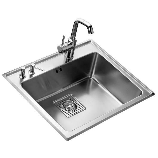 Кухненска мивка Frame 1C Plus
