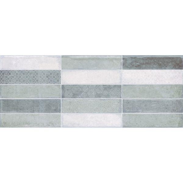 Плочки за баня Франклин мозайко перла, 20х50см, лв/м2