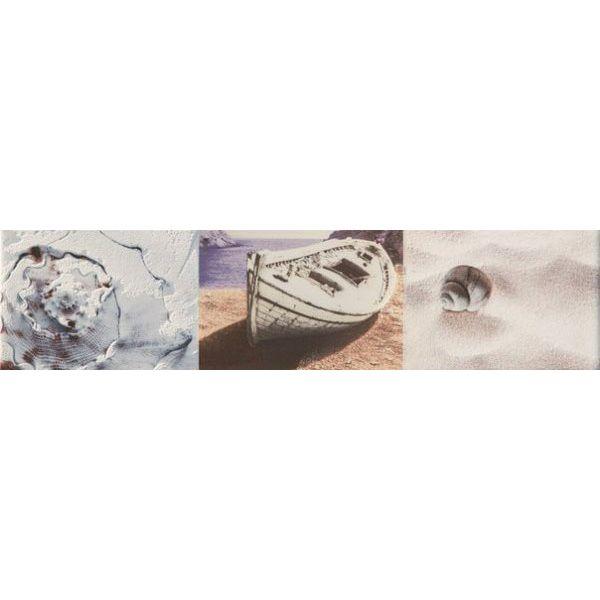 Фриз за баня Максима Виолет 1, 10х44,8см, лв/бр