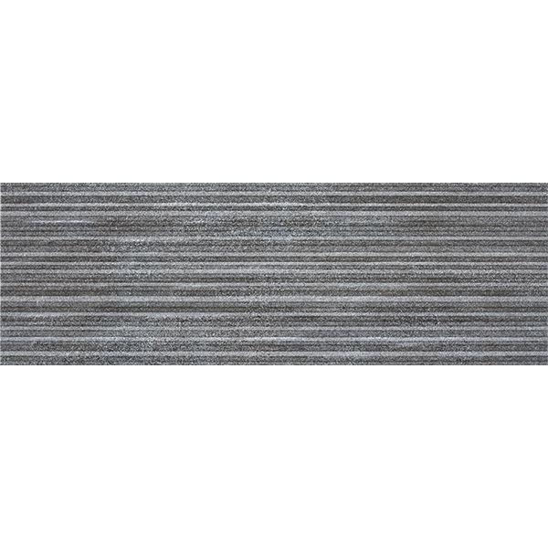 Декор за баня Хабитат графито 4, 20х60см, лв/м2