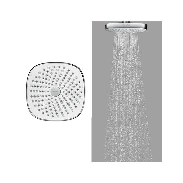 Душ пита Hansgrohe Croma Select E 180, 2 функции на водната стуя