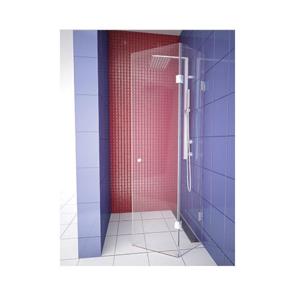 Параван за баня Harmonics, 6мм, 80/190см