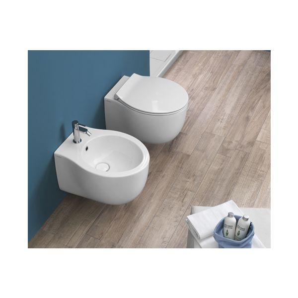 Конзолна тоалетна чиния HATRIA Le Fiabe 50